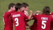 Nainggolan regala la vittoria esterna al Cagliari sulla Sampdoria