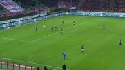 Niang punisce l'errore di Viviano e realizza il 3-0 a San Siro