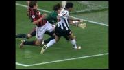 L'Udinese batte il Milan grazie al goal di Barreto