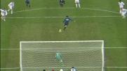 Il goal di Milito su rigore vale il pareggio per l'Inter al San Nicola