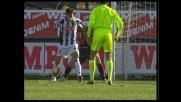Quagliarella trova solo il palo contro il Cagliari
