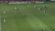Marchisio, colpo di tacco che non serve a nulla