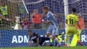 Immobile non sbaglia, è il goal del 3-0 della Lazio sul Pescara