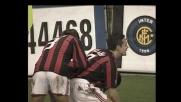 Kakà a segno di testa nel derby milanese