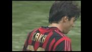 Kakà manca una buona chance con il Palermo calciando alto