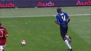 Kakà segna il goal del raddoppio nel derby Milan-Inter