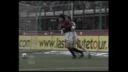 Kakà vicino al goal contro l'Ancona