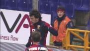 Kaladze segna al Parma e scrive la parola fine al match di Marassi