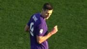 Kalinic beffa Bizzarri e porta la Fiorentina in vantaggio contro il Chievo