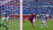 Karnezis è miracoloso sul tiro di Dzeko e salva l'Udinese!