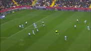 Karnezis respinge il tiro-cross di Candreva e l'Udinese si salva