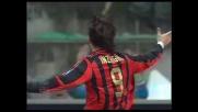 Inzaghi va in goal di testa contro il Palermo