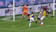 Cassano accorcia al Friuli con un goal di testa da pochi metri