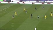 Keità Balde finalizza in goal il contropiede della Lazio contro il Chievo