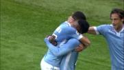 Keita conclude in goal il contropiede fulminante della Lazio