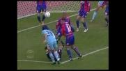 Zagorakis nega il goal a Lequi