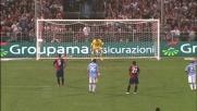 Kharja firma il poker su rigore: goal e Napoli annientato al Marassi