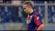 Kharja regala il pareggio al Genoa trasformando un rigore