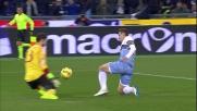 Diego Lopez salva il Milan dal contropiede di Klose