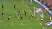 Il primo goal di Kishna in biancoceleste fa gioire i tifosi laziali