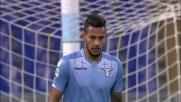 Kishna impensierisce il Palermo con un colpo di testa che si spegne sul fondo