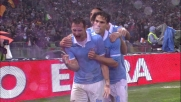 Klose porta in avanti la Roma nel derby capitolino