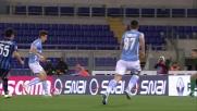 Klose porta in vantaggio la Lazio sull'Inter con uno splendido pallonetto