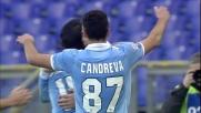 Klose segna e la Lazio vola contro il Parma all' Olimpico di Roma