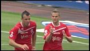 Koman firma il pari del Bari a Udine