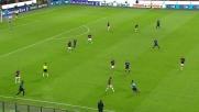 Kondogbia si esibisce con tacco e ruleta nella sfida col Milan