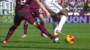 Kondogbia si libera di due giocatori del Torino con un gran numero