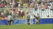 Kozak colpisce il palo di testa da ottima posizione: Lazio vicina al goal con l'Udinese