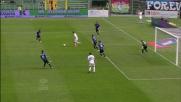 Kozak con caparbietà trova il goal del vantaggio della Lazio