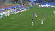 Kroldrup stende Kozak e concede un rigore alla Lazio