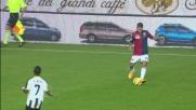 Kucka cala il poker del Genoa contro l'Udinese