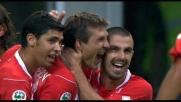 Kutuzov gela San Siro e segna il goal del pareggio per il Bari