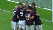 Rigore perfetto di Bacca: Milan avanti sul Sassuolo
