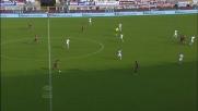 La bella rovesciata di Amauri non inquadra la porta dell'Udinese