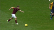 La conclusione di Totti non lascia scampo all 'Hellas Verona