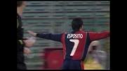 La ditta Langella-Esposito regala al Cagliari il vantaggio sulla Lazio