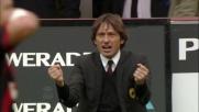La doppietta di Borriello regala un punto al Milan col Catania a San Siro