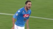 La doppietta di Higuain regala al Napoli la speranza della Champions