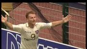 La doppietta di Marcolini ribalta il risultato per il Chievo al Sant'Elia