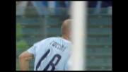 La doppietta di Rocchi chiude l'incontro con il Cagliari all'Olimpico