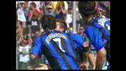 La doppietta di Ventola porta l'Atalanta sul 3-0 contro  l'Ascoli