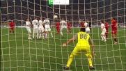 La doppietta di Vucinic regala il derby alla Roma