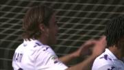 La Fiorentina cala il poker con il goal su rigore di Matri