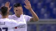 La Fiorentina dilaga contro la Lazio: 4-1 all'Olimpico con la doppietta di Vecino