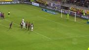 La freddezza di Acerbi su rigore porta il Sassuolo al goal del 3-1 a Cagliari