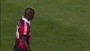 La freddezza di Balotelli su rigore porta in vantaggio il Milan
